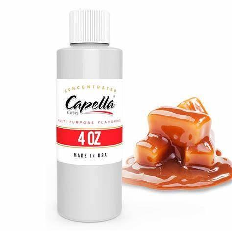 Caramel Capella | E-sigarett, E-juice og Aroma nettbutikk | ECigge.no