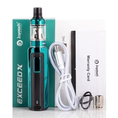 Joyetech Exceed X Kit 6T | E-sigarett, E-juice og Aroma nettbutikk | ECigge.no