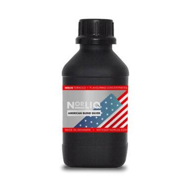 norliq 1l american blend silver 1 | E-sigarett, E-juice og Aroma nettbutikk | ECigge.no
