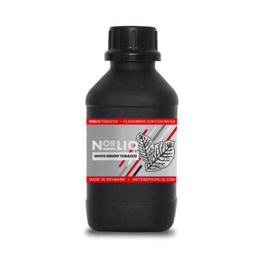 norliq 1l white orient tobacco 1 | E-sigarett, E-juice og Aroma nettbutikk | ECigge.no