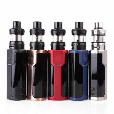 wismec sinuous p80 80w tc starter kit 2 | E-sigarett, E-juice og Aroma nettbutikk | ECigge.no