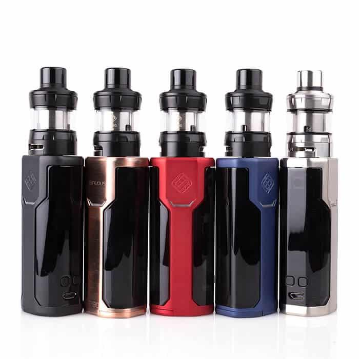 wismec sinuous p80 80w tc starter kit 2   E-sigarett, E-juice og Aroma nettbutikk   ECigge.no